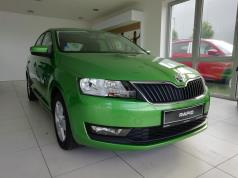 Škoda Rapid Ambition 1.0 TSI / 81 kW 6°MP