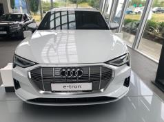 Audi e-tron Advanced