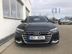 Audi A4 Avant Advanced 40 TDI quattro 140kW