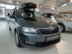 ŠKODA Rapid Spaceback Ambition 1.0 TSI / 81kW