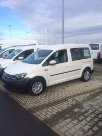 VW Caddy Trendline 2,0 TDI 55KW KR.R.